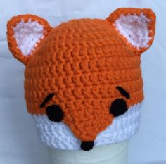 Bonnet - Renard - Toutes tailles possible : Mode Bébé par lost-in-the-woods
