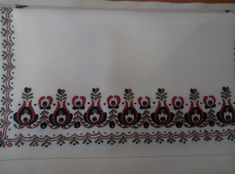 Folk Embroidery, Folk Art, Popular Art