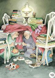 Mummot pöydän alla, Inge Löök