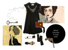 An art collage from November 2010 Silent Film, Shoe Bag, Polyvore, Stuff To Buy, Shopping, Collection, Design, Women, Art