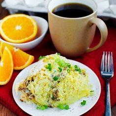 Crock Pot Breakfast Casserole - Save favorite recipes on Pinterest right to your recipe box. get.ziplist.com/clipper