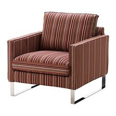 MELLBY Armchair - Kulladal multicolor - IKEA    998.943.88   $299.00  NEED TO CHECK THE ACTUAL CHAIR TO VERIFY THE SHADE OF RED.