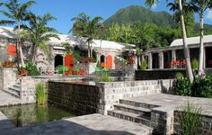 Golden Rock Inn Nevis - 20 Hotels We're Dying To Stay In In 2017 - Photos