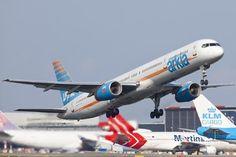 4X-BAU - Arkia Israeli Airlines Boeing 757-300