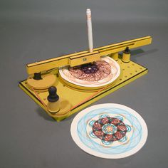 Drawing Machine | The Eli Whitney Museum and Workshop