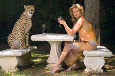 Rian, E - Cheetah & Woman