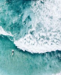 Perfect Beach Wave Photography