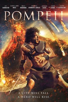 Watch Pompeii 2014 Full Movie Online Free