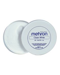 Mehron Clown White makeup Consistency in quality coverage are what makes Mehron's Clown White the first choice of professional clowns and mimes. Halloween Costumes For Work, Clowning Around, Creative Costumes, Makeup Items, Professional Makeup, Fancy, Clowns, Costume Ideas, Whimsical