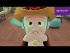 arpo the robot for all kids | English # 37