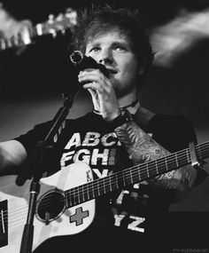 Oh yes, Ed Sheeran