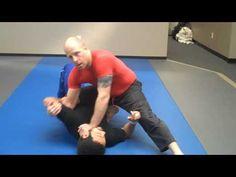 "Jay-jitsu BJJ: No Gi - Knee on belly - Modified Kimura / half ""Failoplata"""