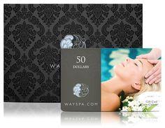 Get 15% Off WaySpa Gift Cards