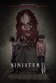 The Sinister Full Movie مترجم. A young mother and her twin sons move into a rural house that's marked for death.