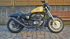 Harley Davidson Sporster 1200R