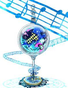 「人魚の魔女」/「三原色@肉団子」のイラスト [pixiv] Madoka Magica Sayaka, Sayaka Miki, I Love Anime, All Anime, Anime Art, Style Anime, Boku No Hero Academy, Magical Girl, Shoujo