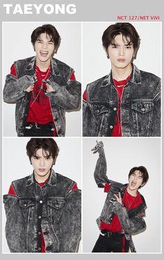 taeyong a cute lil baby 💕💕 Lee Taeyong, Nct 127, Taemin, Shinee, K Pop, Kdrama, Young K, Fandoms, Celebrities