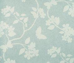 Wall Covering - Duck Egg | Vanessa Arbuthnott Fabrics