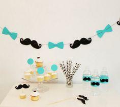 mustache baby shower | Mustache Bash Baby Shower | Disney Baby