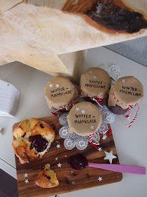 dieZuckerbäckerei: Winter - Marmelade Winter Desserts, Winter Marmelade, Good Food, Yummy Food, Something Sweet, Xmas, Christmas, Little Gifts, Clean Eating