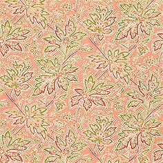 Brunswick #wallpaper in #pink from the Serendipity collection. #Thibaut