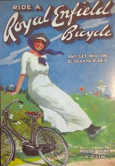 Made like a Gun, and made in Redditch. Just love pre-war adverts.