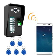 hd 720 ip iphone app door intercom. Black Bedroom Furniture Sets. Home Design Ideas