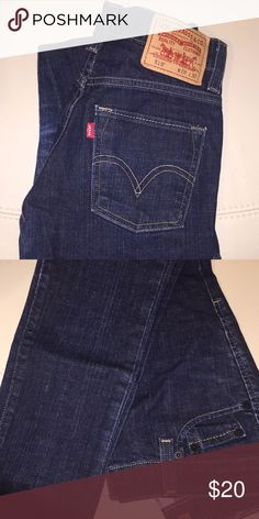 Levi's super skinny jeans W 28 L 30  Levi's 510 super skinny Levi's Jeans Skinny