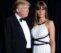 Trump Is My President, Trump One, Donald And Melania, First Lady Melania Trump, Business Women, American History, Presidents, Beautiful Women, Elegant