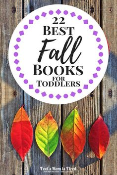 22 of the Best Fall Books for Toddlers | autumn, babies, reading, book recommendations, two year olds, one year olds, three year olds, preschoolers, pumpkins, leaves, halloween, thanksgiving, parenting, motherhood, toddlerhood, mom hacks