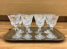 Crystal glasses on a silver tray. How else to say we toast upcoming Memorial Day Weekend? Although the boutique will be closed May 27-29, we know you'll be making the most of your recent Twigs finds. #TwigsofNWH #CrystalGlasses #SilverTray #MemorialDayWeekend #Toasting #ThriftforPhilanthropy #NorthernWestchesterHospital