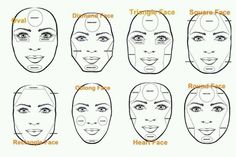 face countur...you should know how to correct countur your face. Letter E type of contouring does not work with everyone!
