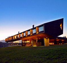 Hotel Tierra Chiloé - Chiloé Island, Patagonia, Chile