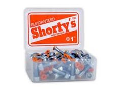 Shorty's Skateboards Hardware - You Won't Be Short of Thrill! - http://www.isportsandfitness.com/shortys-skateboards-hardware-you-wont-be-short-of-thrill/