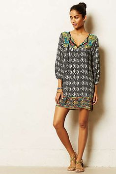 Anthropologie - Pachyderm Cover-Up