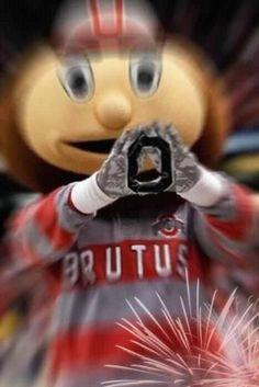 Block 'O' baby!!! Go Bucks