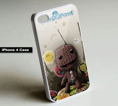 Little Big Planet Video Game - iPhone 4