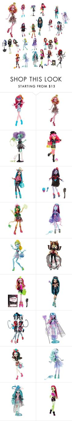 """""""Monsters I need to do"""" by ami-kesinger on Polyvore featuring GALA, Sirena, women's clothing, women, female, woman, misses and juniors"""