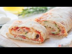 Polenta, Empanadas, Crepes, Fresh Rolls, Buffet, Sandwiches, Ethnic Recipes, Video, Pane Pizza