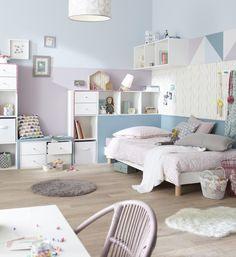 Mejores 92 Imagenes De Decoracion Dormitorios Nina En Pinterest En - Decoracion-de-habitaciones-infantiles-de-nia