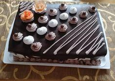 Lúdláb torta | Rózsamama konyhája receptje - Cookpad receptek Cake, Desserts, Food, Tailgate Desserts, Deserts, Kuchen, Essen, Postres, Meals