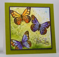 Another stunning card by Heather Telford