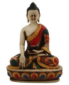 Buddha Statue Multicolor