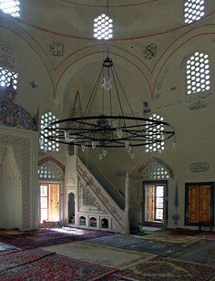 Karadjoz Bey mosque, Mostar, Bosnia
