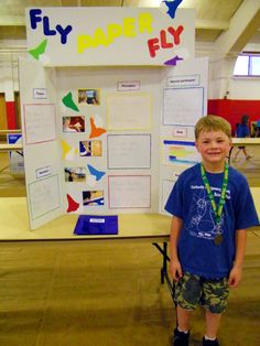 Visit to a science fair essay