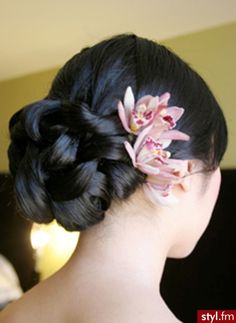 wedding hair  ❤ evening hair ❤  night out hair  ❤ prom hair  ❤ updo