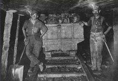 Coal miners - Jasonville, IN