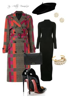 """""""By AD"""" by ashleydomenique on Polyvore featuring Paul Smith, Balmain, Christian Louboutin, Marc Jacobs, Gucci, Bony Levy and Chanel"""