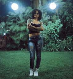Jeans: kehlani, the tsunami, lay low, photoshoot, oakland broad, wavy, top, shoes, jewels              - Wheretoget
