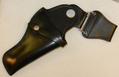 RARE 1964 Army leather Bucheimer Swivel Holster, GUU-1/P AF 09(603) 48707 Mint $50.00 OBO + $7.50 Shipping